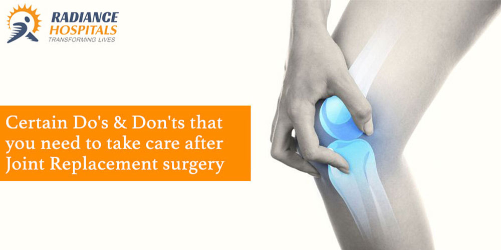 Joint-replacement